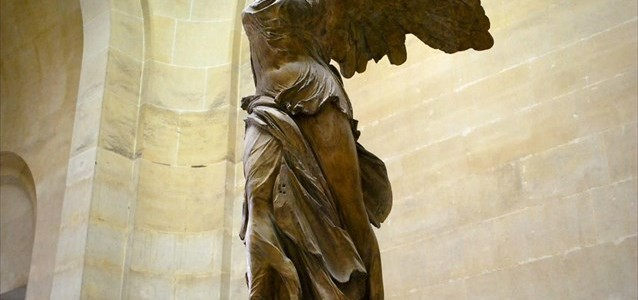 Η Νίκη της Σαμοθράκης ως Σύμβολο της Ευρώπης