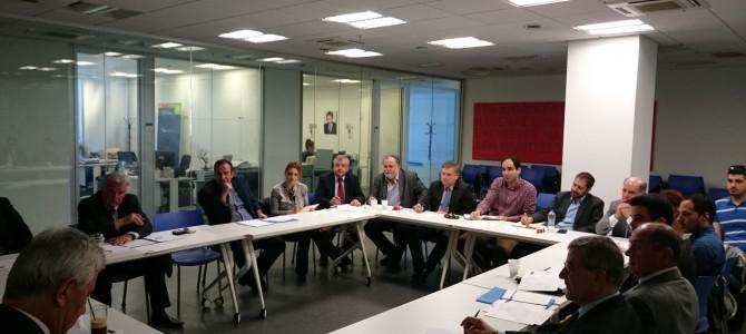 Πρώτη Συνεδρίαση του Τομέα Απόδημου Ελληνισμού της Νέας Δημοκρατίας