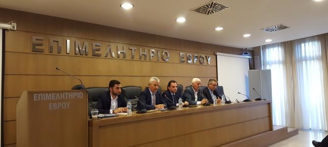 Επιτυχημένες οι Νομαρχιακές Συνελεύσεις της Ν.Δ. στη Θράκη