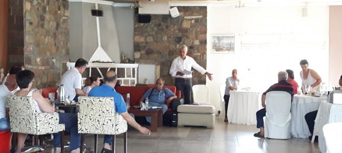 Σύσκεψη του Συλλόγου των Επαγγελματιών & Βιοτεχνών της Σαμοθράκης