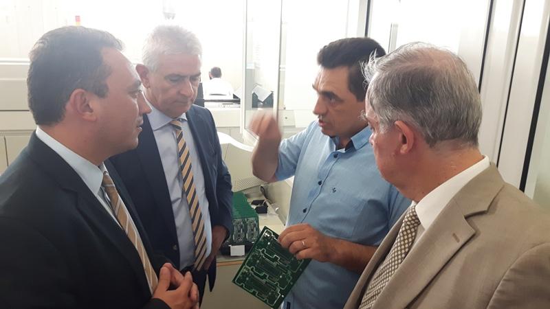Επίσκεψη κλιμακίου Βουλευτών της ΝΔ στον Έβρο