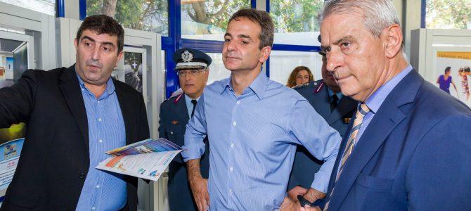 Με Ελπίδα η Θεσσαλονίκη και η Β. Ελλάδα αγκαλιάζει τη ΝΔ, τον Πρόεδρο, τα Στελέχη και την Πολιτική της