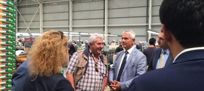 Κλιμάκιο Βουλευτών της ΝΔ επισκέφτηκε το Ν. Πέλλας