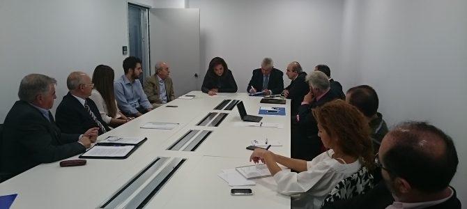 Σύσκεψη του Τομέα Αποδήμου Ελληνισμού της Νέας Δημοκρατίας
