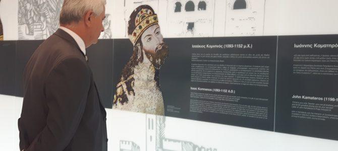 Επίσκεψη στο Βυζαντινό Μουσείο Διδυμοτείχου