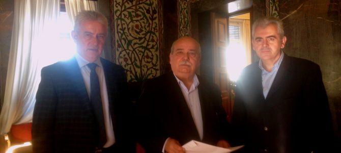Επιστολή στον Πρόεδρο της Βουλής για το Ελληνικό Σχολικό Συγκρότημα του Μονάχου