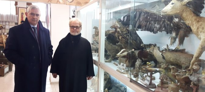 Επίσκεψη στο Μουσείο Λαογραφίας και Φυσικής Ιστορίας