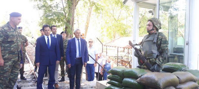 Απόλυτα πετυχημένη ήταν η περιοδεία του Αντιπροέδρου της Ν.Δ. και Τομεάρχη Άμυνας, Άδωνι Γεωργιάδη στον Έβρο!!