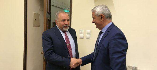 Ελλάδα και Ισραήλ παγιώνουν την ειρήνη μέσα από την ποιοτική συνεργασία τους
