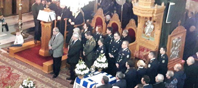 Μνημόσυνο στη μνήμη πεσόντων Αστυνομικών στην Αλέξ/πολη
