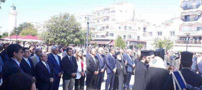 Εύχομαι τα «ΕΛΕΥΘΕΡΙΑ» να αποτελέσουν το πρόσημο για την απελευθέρωση των δύο στελεχών του Ελληνικού Στρατού. Χρόνια Πολλά στη Θράκη!