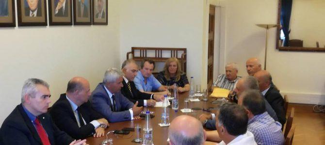 Συνεργασία της Νέας Δημοκρατίας με Ενώσεις Αποστράτων για το ζήτημα των Ελλήνων Στρατιωτικών που κρατούνται παράνομα στην Αδριανούπολη