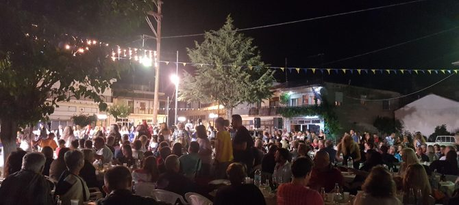 Εορταστικές εκδηλώσεις στο Αμόριο για τη Μεταμόρφωση του Σωτήρος