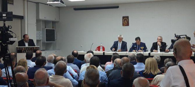 Ο Υπουργός Παιδείας απαξιώνει και περιφρονεί τη Θράκη με τις πολιτικές του. Αναγκαία η επαναλειτουργία του Τμήματος Δοκίμων Αστυφυλάκων Ξάνθης – Ομιλία σε εκδήλωση της ΝΟΔΕ Ξάνθης