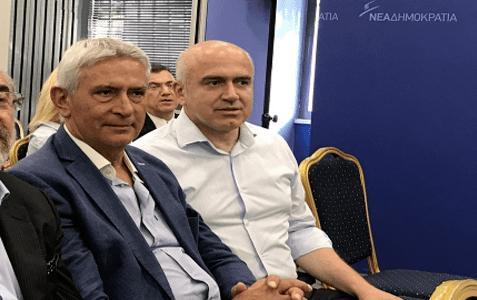 Στήριξη υποψηφιότητας Μέτιου για την Περιφέρεια Αν. Μακεδονίας και Θράκης