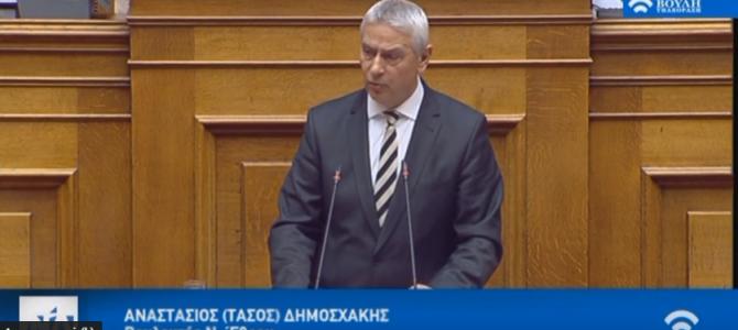 Εν κρυπτώ η τροπολογία του ΥΠΕΘΑ για την αναβάθμιση των F-16!! Ιδιοκτησιακή η συμπεριφορά του προς τις Ε Δ!! – Ομιλία στη Βουλή