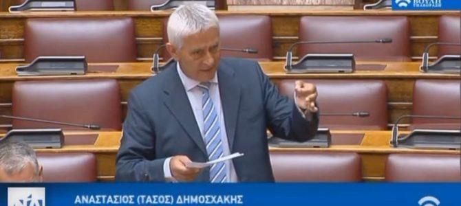 Η ΠΑΜΘ κι ο Έβρος στο στόχαστρο της Κυβέρνησης για τις βιολογικές καλλιέργειες! Δεν βλέπει φιάσκο ο Υφυπουργός Αγρ. Ανάπτυξης!! – Συζήτηση Επίκαιρης Ερώτησης