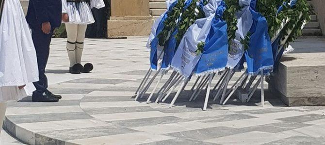 """Εορταστικές εκδηλώσεις της ΠΑΟΝΕ για τα """"99α Ελευθέρια"""" της Θράκης"""